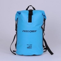 sac étanche Feelfree dry tube 15 litres sky