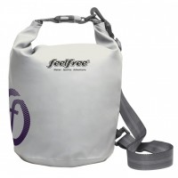Sac Etanche Feelfree Dry Tube S5 Blanc