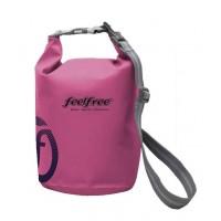 Sac Etanche Feelfree Dry Tube 15L. rosy