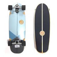 SurfSkate Slide Gussi Triangu 31 (Pour Carver)