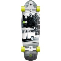 SurfSkate Flyingwheels Calstreets 31.5 (Pour Carver)