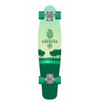 Mini-Longskate Prohibition Retro Wood Pinewood