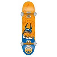 Planche de skate Cartel Monster Kid 7.5  (Orange)