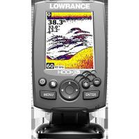 Sondeur Lowrance HOOK-3x  + Sonde 83/200 kHz