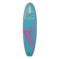 SUP gonflable Sroka Une fille 10' (Turquoise/Rose)
