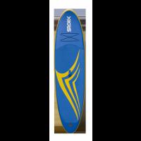 SUP gonflable Sroka Un gars 10'6 (Bleu/Jaune)