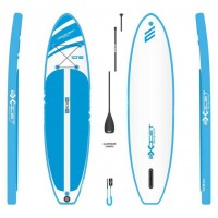SUP Paddle Exocet 10'6 Discovery Pack (Bleu/Blanc)
