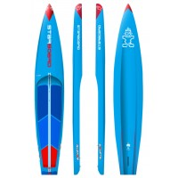 "SUP Paddle de race Starboard Allstar 12'6 x 26"" (Hybrid Carbon) 2018"