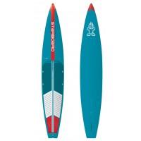 Planche de paddle race Starboard Allstar 14 x 28 Wood Carbon 2021