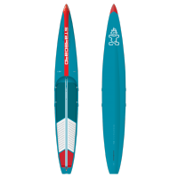 Planche de paddle race Starboard Allstar 14 x 24.5 Wood Carbon 2021