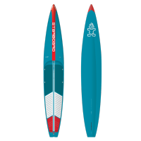 Planche de paddle race Starboard Allstar 14 x 26 Wood Carbon 2021