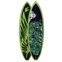 SUP de surf Exocet Fish 8'11'' x 30'' (Carbone)