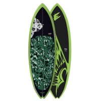 SUP de surf Exocet Fish 8'11'' x 32'' (Carbone)