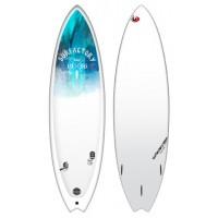 Surf Surfactory Fish 6'7 Since (Bleu)