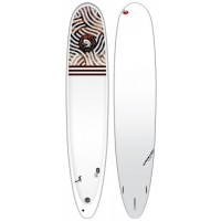 Surf Surfactory Longboard 9 Swell (Marron)