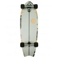 SurfSkate Slide Fish Pavonnes 32 (Pour Carver)