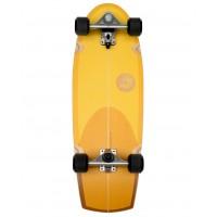 SurfSkate Slide Quad Sunset 30 (Pour Carver)