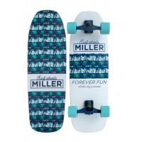 SurfSkate Miller Tahiti 31 (Pour Carver)