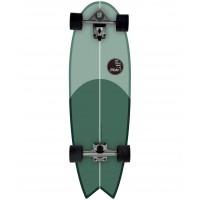 SurfSkate Slide Swallow Saladita 33 (Pour Carver)