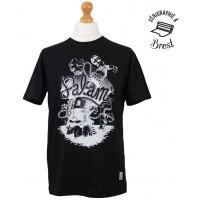 T-Shirt Palam Senor Octopus (Noir)