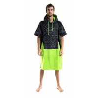 Poncho All-in V Flash (Vert/Print)