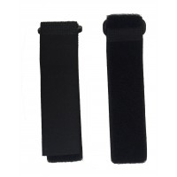 Velcro C-skins noir