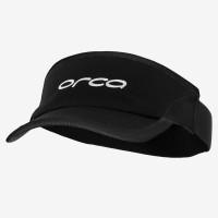 Visière flexible Orca pour le triathlon (Noire)