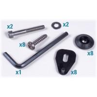 Visserie TrimBox pour Bic Techno 293 (