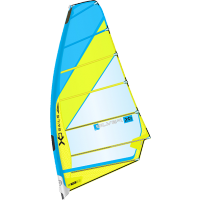 Voile XO Sails Silver (5.5 m ²) 2018