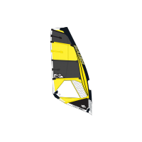 Voile Naish Force V Five 2019 (Jaune/Gris)