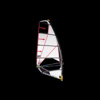 Voile Naish Sprint 2019 (Noir/Rouge)