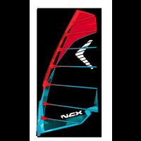 Voile Severne NCX 6.0 m² 2018 (CC2 : Bleu/Rouge)