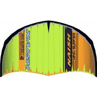 Aile de Wing-Surf Naish Wing Surfer 4 m² 2020 (Orange/Vert)