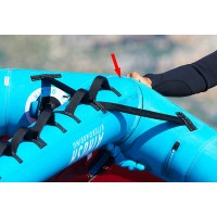 Wing Starboard / Airrush Freewing Air V2 5m Teal
