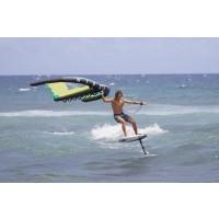 Aile de Wing surf Takuma Wing Rider 4 m² (jaune et bleu)