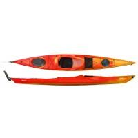 Kayak Zegul Ormen Mv  Rud+skeg Red/yellow