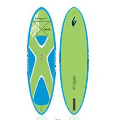 SUP gonflable Exocet Discovery 9'8  + Leash + Pagaie