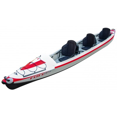 Kayak Bic Yakkair Full HP3 (Haute pression 1, 2 et 3 places)