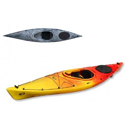 Kayak DAG Mezzo SK Luxe (avec dérive)