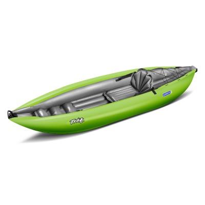 Kayak gonflable Gumotex Twist 1 (Vert)