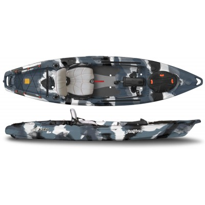 Kayak de pêche Feelfree Lure 11.5 (Winter Camo)