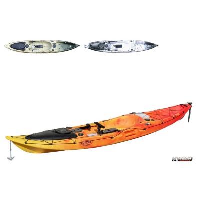 Kayak RTM K-Largo Hi-Luxe (avec gouvernail)