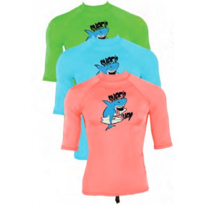 Lycra Madness Baby Shark (Rouge)