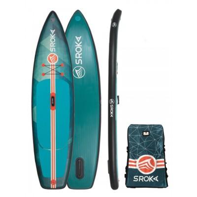 "Paddle gonflable Sroka Alpha 11' x 32"" Fusion"