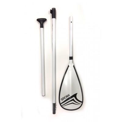 Pagaie de paddle Fibre réglable et démontable Sroka (170/220)
