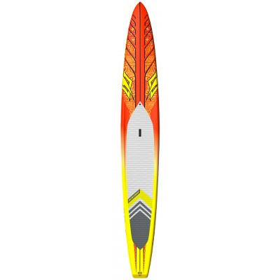 SUP Paddle de race Naish Maliko 12'6 x 24 - 2018
