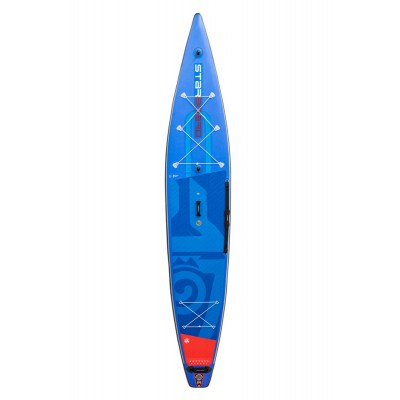 Paddle gonflable Starboard Touring Deluxe 14' x 30 x 6 (Homologué mer Division 245) 2019