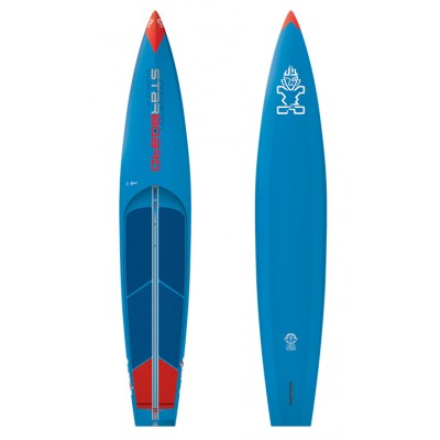 "Paddle SUP Starboard Allstar 12'6 X 26"" Hybrid Carbon 2019"