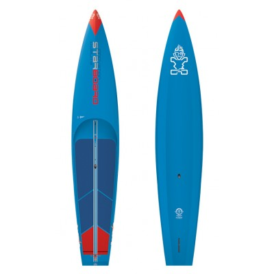 """Paddle SUP Starboard Allstar 12'6 X 28"""" Hybrid Carbon 2019"""
