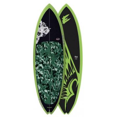SUP de surf Exocet Fish 8'11'' x 32'' (Carbone)
